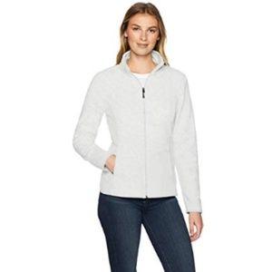 NWT Women's Full-Zip Polar Fleece Jacket